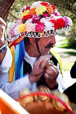 Festival Verdiales Malaga, Andalusia, Spain
