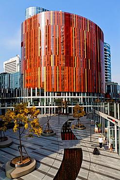 Sanlitun, CBD Central Business District, of Beijing, China, Asia.