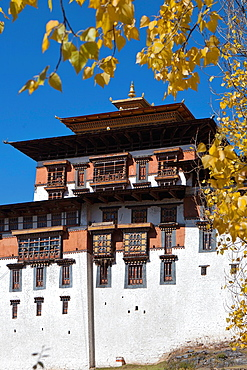 Ta Dzong, Paro, Bhutan, Asia