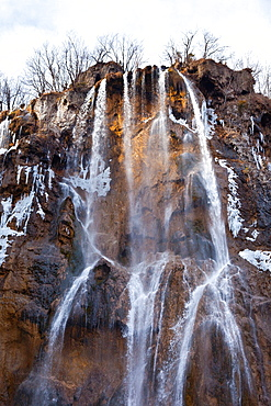Plitvice Lakes National Park, Lika region, Croacia, Europe
