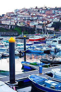 Lastres, Llastres Village, Colunga Council, Asturias, Spain, Europe.