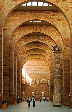 National Museum of Roman Art in Merida Badajoz province Extremadra Spain