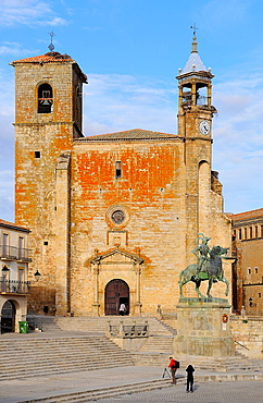 Trujillo Caceres province Extremadura Spain