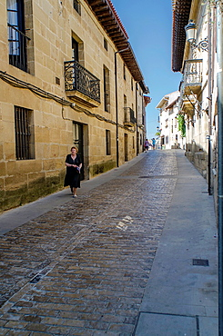 Civil architecture of El Ciego, La Rioja, Spain