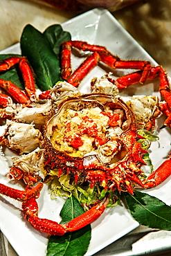 seefood in sanxenxo tapas restaurant in madrid
