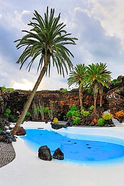 Spain, Canary Islands, Lanzarote Island, Jameos del Agua