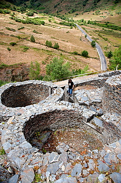 Castro de Chano, Valle de Fornela, Leon Province, Spain