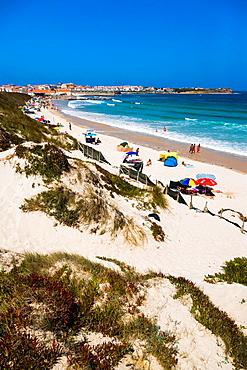 Praia da Gamboa, Peniche, Leiria District, Pinhal Litoral, Portugal.