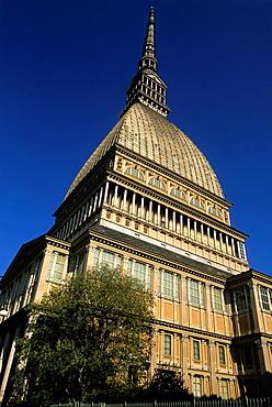 Mole Antonelliana, Turin, Piedmont region, Italy, Europe
