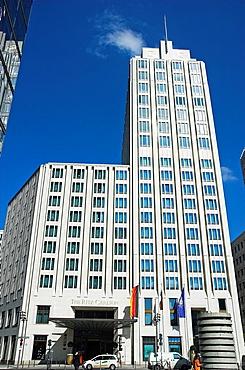 The Ritz-Carlton Hotel at Potsdamer Platz Berlin Germany
