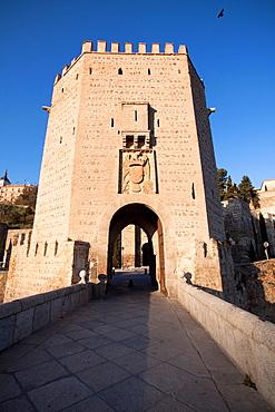Puerta de Alcantara, Toledo