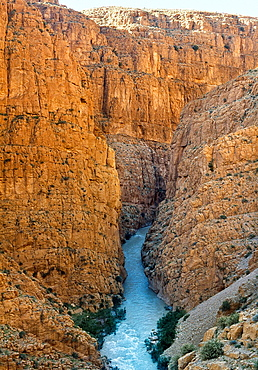 Gorges Of Dades  South of Morocco.