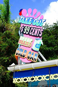 Bar Restaurant Philipsburg St Martin Maarten Caribbean Island Netherland Antilles