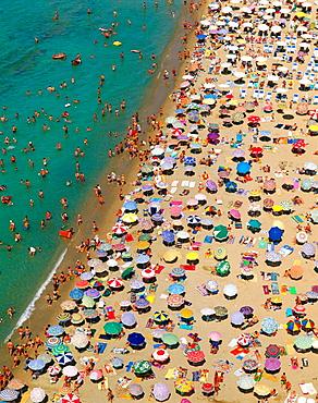Benidorm, Costa Blanca, Alicante province, Spain