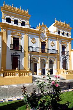 Old Town hall, La Palma del Condado, Huelva-province, Spain