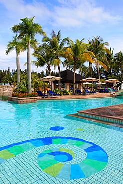 Brunei, Bandar Seri Begawan, Empire Hotel & Country Club, pool,