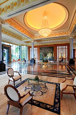 Brunei, Bandar Seri Begawan, Empire Hotel & Country Club,