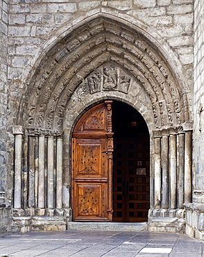 Sant Miqueu Church of Vielha, Val d'Aran