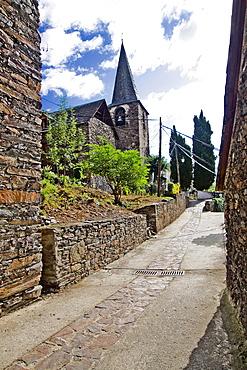 Sant Peir ad Vincula Church of Bausen, Val d'Aran
