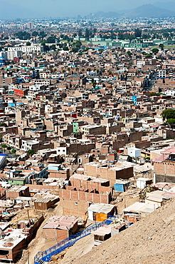 Peru Lima city Chorrillos district