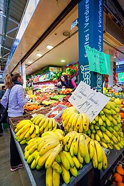 Santa Catalina market, Santa Catalina, Palma, Mallorca, Balearic Islands, Spain