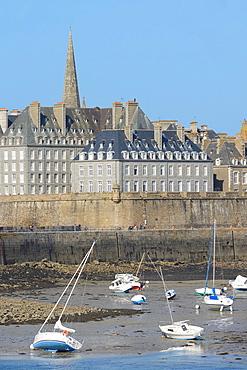 France, Brittany, Ille et Vilaine, St Malo