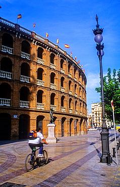 Plaza de Toros de Valencia, bullring,Valencia,Spain