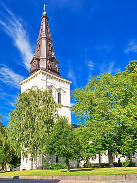 In 1730 inaugurated Cathedral, Karlstad Municipality, Varmland County, Sweden, Europe