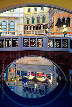 China, Macau, The Venetian, resort, hotel, casino,