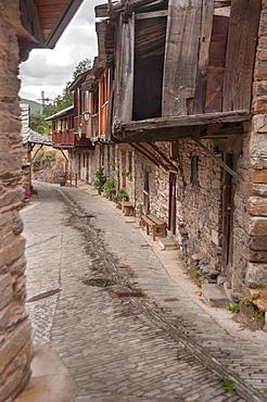 Penalba Of Santiago, Oza Valley, Leon, Spain