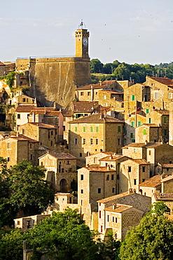 Europe, Italy, Tuscany, Sorano