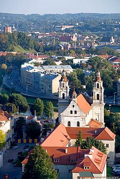 St, Raphael Church, Vilnius, Lithuania.