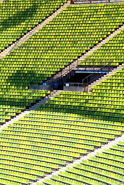 Stadium detail in Germany
