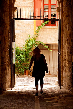 Uzes. Gard. Languedoc-Roussillon. France