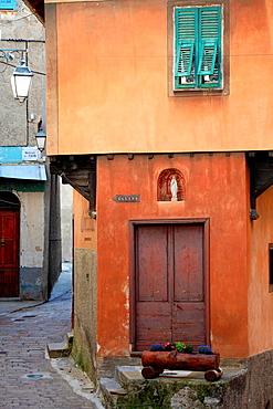 Saint Martin Vesubie, Vesubie valley, Alpes-Maritimes, Mercantour national park, Provence-Alpes-Cote d'Azur, France