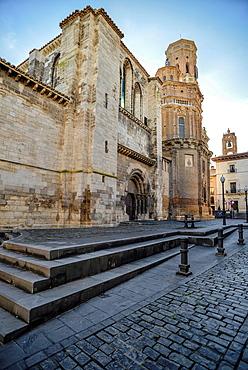 Santa Maria Cathedral of Tudela, Navarre, Spain.