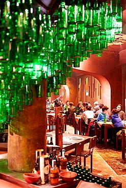 Restaurant Sidreria Tierra Astur, Cider, Gijon, Asturias, Spain.
