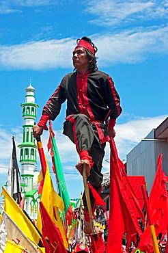 CapGoMeh Festival 2011 at Singkawang, Western Kalimantan, Indonesia