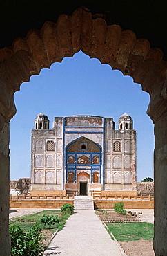 Pakistan, Sind Region, Hyderabad, Tomb of Ghulam Shah Kalhora