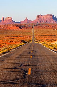 Monument Valley, Arizona/ Utah, USA.