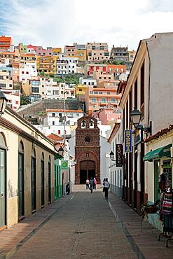San Sebastian at La Gomera, Canary Island.