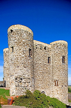 Rye, Ypres Tower, East Sussex, UK