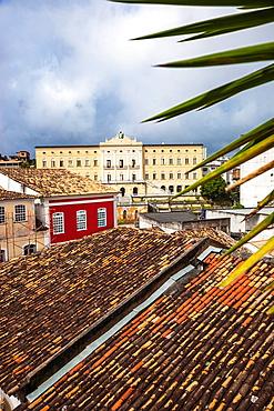 Pelourinho, Salvador, Bahia, Brazil.