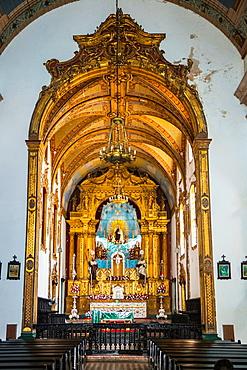 Nossa Senhora do Carmo Church, Pelourinho, Salvador, Bahia, Brazil.
