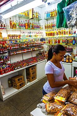 Modelo Market, Salvador, Bahia, Brazil.