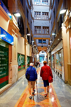 Passatge Ripalda. Valencia. Comunidad Valenciana. Spain.