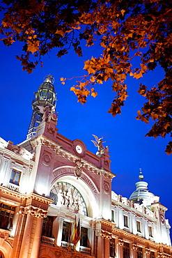 Correos. Post Office. Valencia. Comunidad Valenciana. Spain.