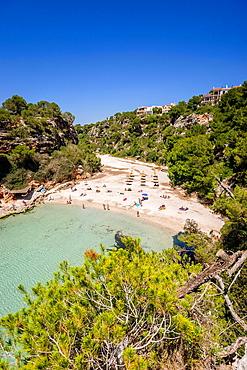 Cala Pi, Llucmajor, Migjorn region. Mallorca. Balearic Islands. Spain.