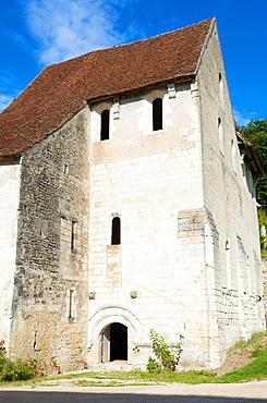 Corroirie Monastery Castle, Loire Valley, France.