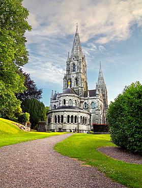 St. FinBarre's cathedral. Cork.County Cork. Ireland.